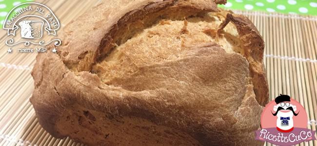 pane di semola di grano duro macchina del pane ricetta mdp monsieur cuisine moncu moulinex cuisine companion ricette cuco bimby