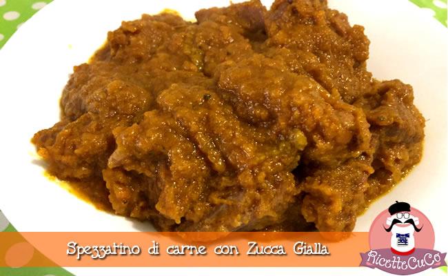 spezzatino di carne con zucca gialla monsieur cuisine moncu moulinex cuisine companion ricette cuco bimby
