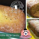 Torta al Limone Senza Lievito, con bicarbonato e limone, con la Macchina del Pane Lidl Silvercrest