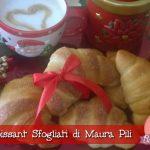 Croissant Sfogliati di Maura Pili con il Cuisine Companion – Natale con RicetteCuCo
