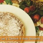 Crostata con il Torrone di Giulia Bincoletto con il Cuisine Companion – Natale con RicetteCuCo
