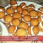 Baci di Dama Salati al Formaggio con il Cuisine Companion di Tiziana M. – Natale con RicetteCuCo