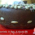 Ciambella di Sapa di Maura Pili con il Cuisine Companion – Natale con RicetteCuCo