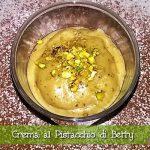 Crema al Pistacchio di Betty con il Cuisine Companion – Natale con RicetteCuCo