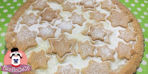 crostata paradiso crema al latte natale ricette natalizie dolce sfiziosi monsieur cuisine moncu moulinex cuisine companion ricette cuco bimby kcook multi