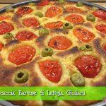 Focaccia Barese di Letizia Giuliani con il Cuisine Companion
