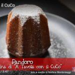Pandoro di Martina di A Tavola con il CuCo – Natale con RicetteCuCo