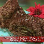 Tronchetto di Natale (Bûche de Noël) con il Cuisine Companion (Ricetta di Tiziano Cardone) – Natale con RicetteCuCo