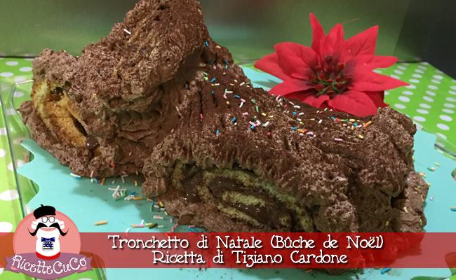 Tronchetto Di Natale Buche Noel.Tronchetto Di Natale Buche De Noel Con Il Cuisine Companion