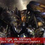 Cozze alla Marinara di Tiziana M. di pasticcidicucina.blogspot.it con il Cuisine Companion – Natale con RicetteCuCo