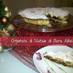 Crostata di Natale di Sara Alfei con il Cuisine Companion – Natale con RicetteCuCo