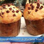 Panettoncini al Cioccolato di Marilena Mais – Natale con RicetteCuCo