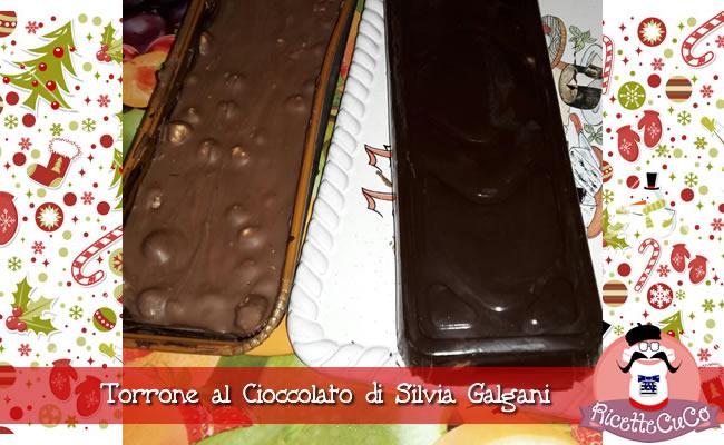 torrone al cioccolato silvia galgani ricette natalizie dolci monsieur cuisine moncu moulinex cuisine companion ricette cuco bimby kcook kenwood
