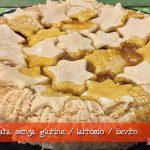 Crostata senza glutine senza lattosio senza lievito con la Marmellata con il Cuisine Companion